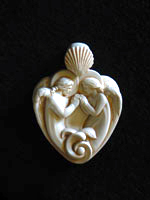 Angel Mermaids Pendant