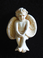 This is The Companion Angel Statue